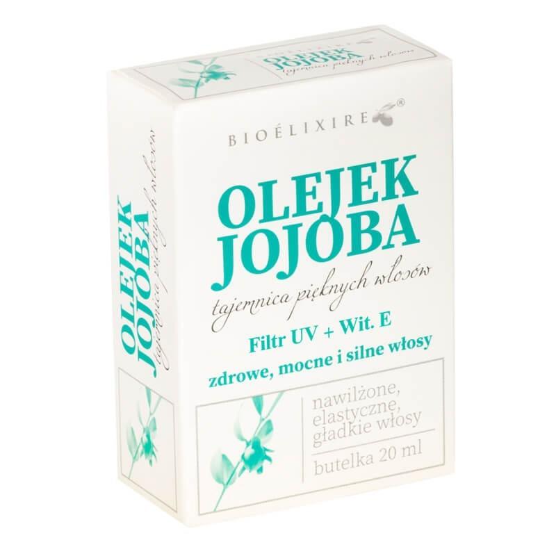 Bioelixire Olejek Jojoba z filtrem UV 20 ml