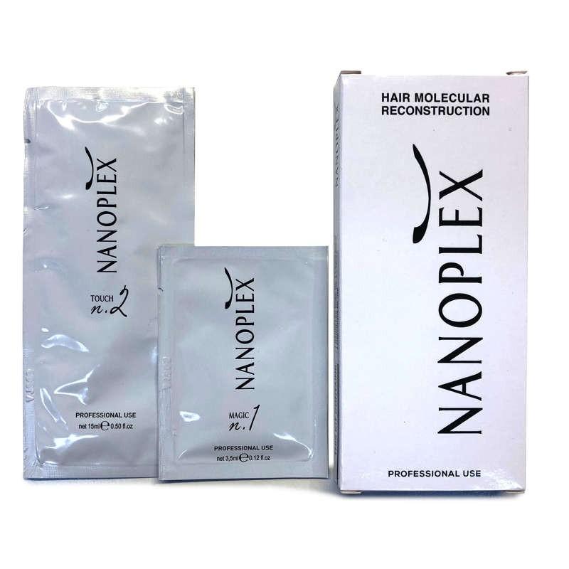 Nanoplex Saszetki - Zestaw na 1 zabieg (3,5ml+15ml)
