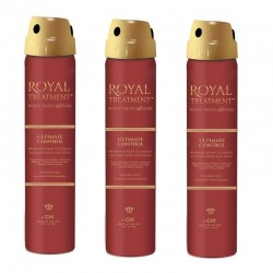 Zestaw 3x CHI Royal Treatment Ultimate Control Lakier 74 g