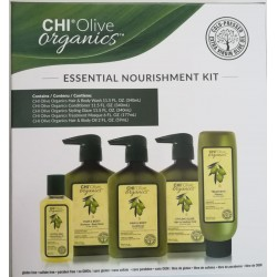 Zestaw CHI Olive Organics KIT