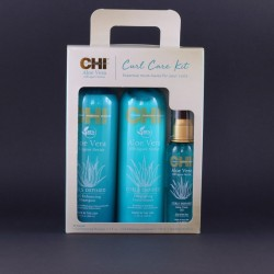 CHI Aloe Vera Zestaw Curl Care Kit