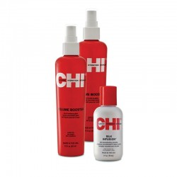 Zestaw 2x CHI Volume Booster 237 ml + 1x CHI Silk Infusion 59 ml