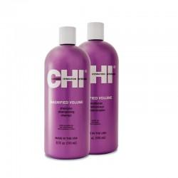 Zestaw CHI Magnified Volume Szampon + Odżywka zwiększająca objętość 946 ml
