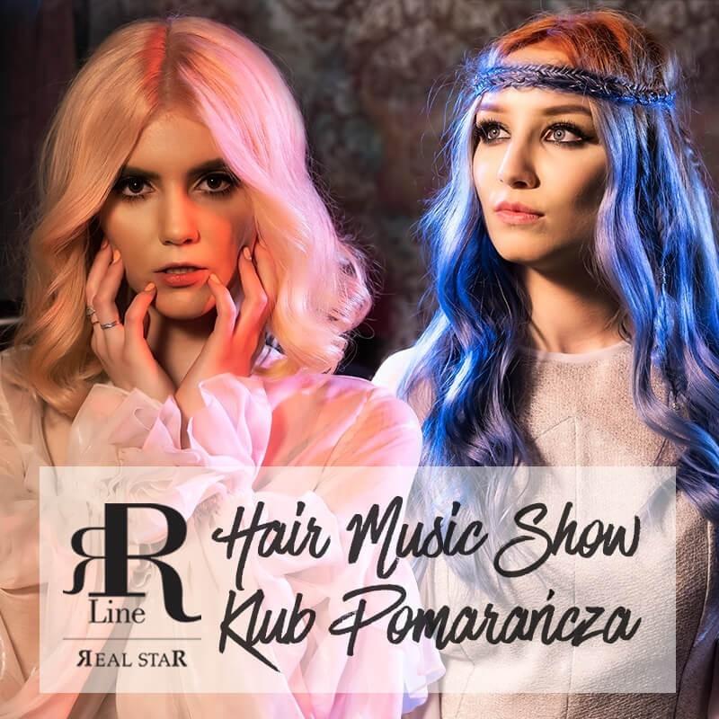 RR Hair Music Show w Pomarańczy | Katowice