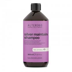 Alter Ego Silver Maintain Szampon przeciwdziałający żółtym tonom 950 ml