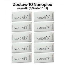 Zestaw 10x Nanoplex Saszetki (3,5ml+15ml)