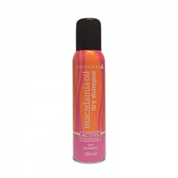 Bioelixire Suchy Szampon Macadamia Oil + Collagen Dry Shampoo 150ml