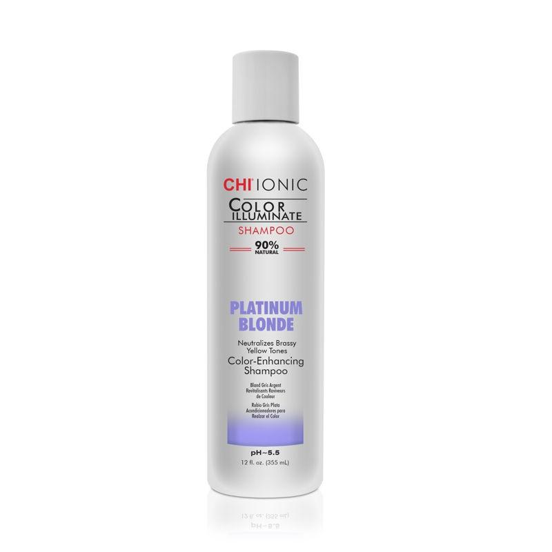 CHI Color Illuminate Szampon Platinum Blonde 355 ml