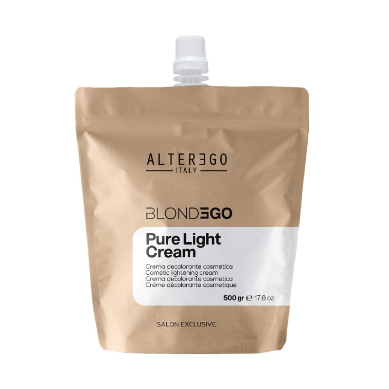 Alter Ego BlondEgo Pure Light Cream | Krem rozjaśniający 500 g [2095]