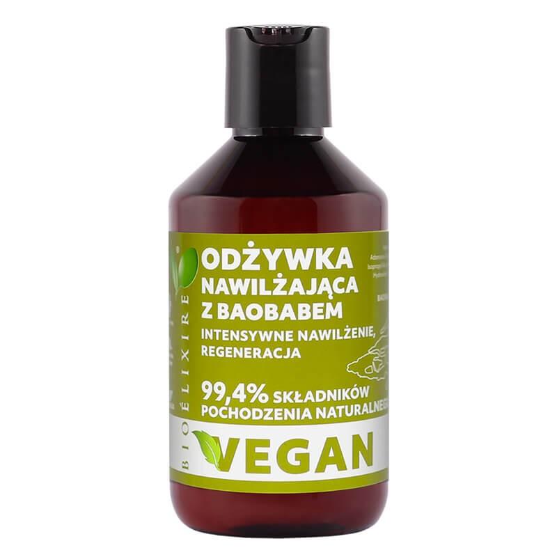 Bioelixire 1 Odżywka nawilżająca z baobabem 300 ml