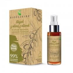 Bioelixire ORGANIC Olejek z oliwek 50 ml Vegan Friendly