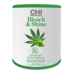 CHI Professional Bleach & Shine System rozjaśniający z konopiami i aloesem 907 g