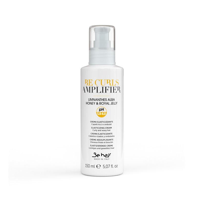 Be Curls Amplifier Krem do włosów kręconych 150 ml | Elasticizing Cream